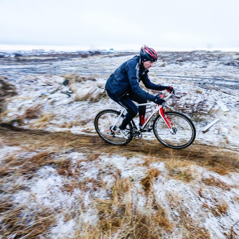 Cyclocross í Mosfellsbæ, 9. Mars