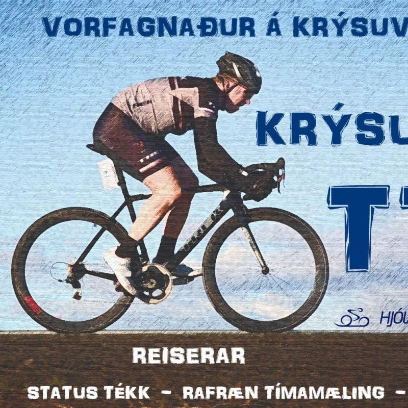Ráslisti fyrir Krýsuvík TT, 11. maí 2016
