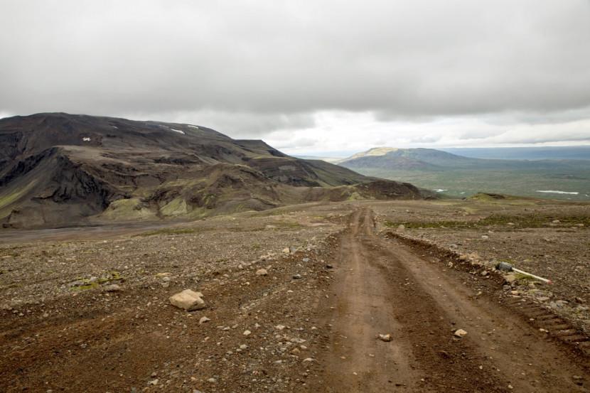 Íslandsmóti í fjallahjólamaraþoni slegið af