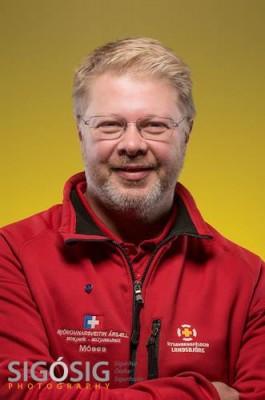 Móses Helgi Halldórsson